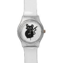 Cute Little Mouse Wristwatch