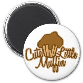 Cute Little Muffin Magnet