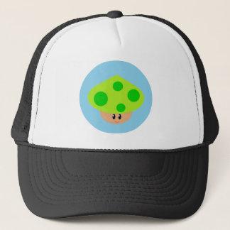 Cute Little Mushroom Trucker Hat