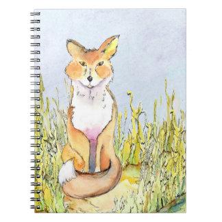 Cute little notebook (a288)