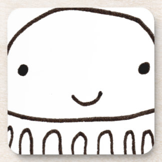 Cute Little Octopus Squid Thing Coaster