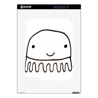 Cute Little Octopus Squid Thing iPad 2 Skins