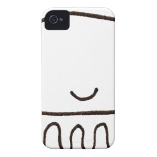 Cute Little Octopus Squid Thing iPhone 4 Case