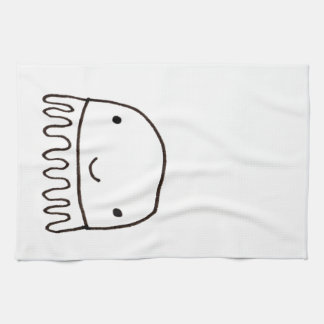 Cute Little Octopus Squid Thing Towels