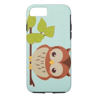 Cute Little Owl iPhone 8/7 Case