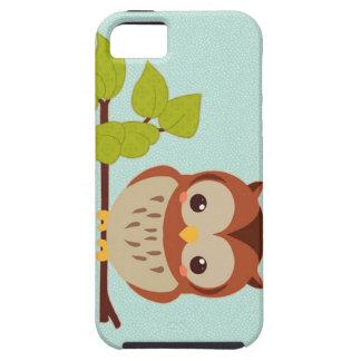 Cute Little Owl iPhone SE/5/5s Case
