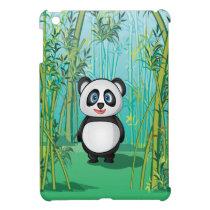 Cute little Panda iPad mini cover hardshell