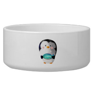 Cute Little Penguin Bowl