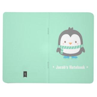 Cute Little Penguin Christmas For Kids Journal