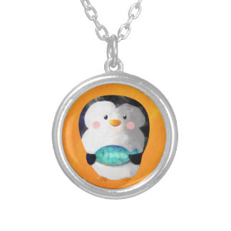 Cute Little Penguin Custom Jewelry