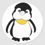 Cute Little Penguin Stickers