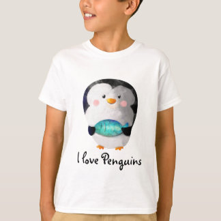 Cute Little Penguin T-Shirt