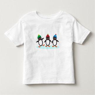 Cute Little Penguin Trio T-Shirt