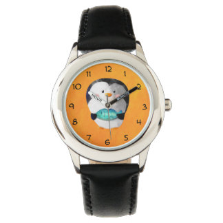 Cute Little Penguin Watches