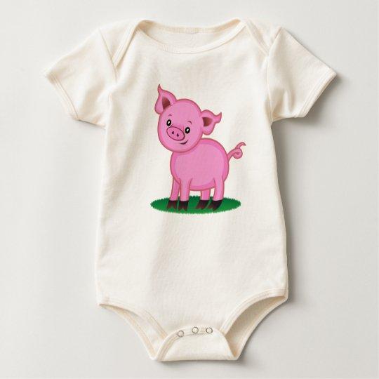 Cute Little Pig Shirt