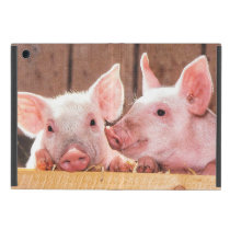 Cute Little Piggies Cover For iPad Mini