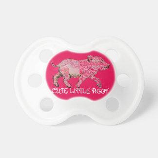 Cute Little Piggy Pacifier