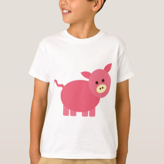 Cute Little Piggy T-Shirt