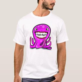 Cute little pink apple octopus T-Shirt
