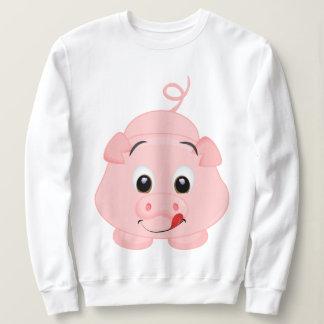 Cute Little Pink Piggy Sweatshirt