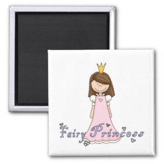 Cute Little Pretty Fairy Princess Magnet