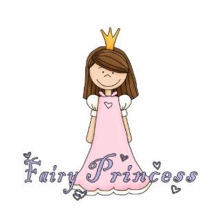 Cute Little Pretty Fairy Princess Acrylic Cut Outs