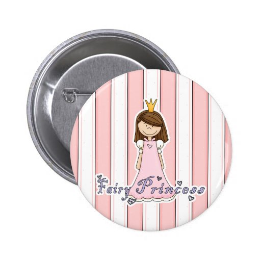 Cute Little Pretty Fairy Princess Pin