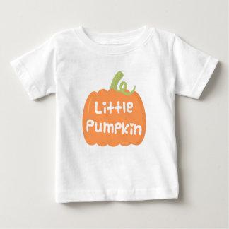 Cute Little Pumpkin Fall Baby Tee