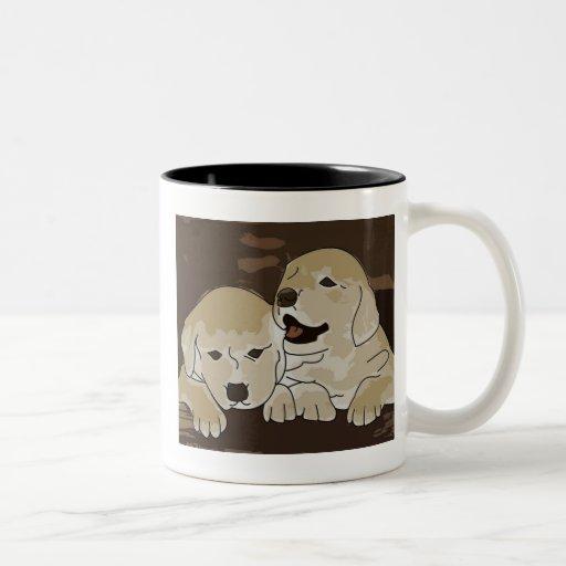 Cute Little Puppy Mug