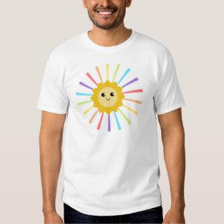 Cute Little Rainbow Sunshine T Shirt