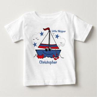 Cute Little Sailboat Tee Shirt