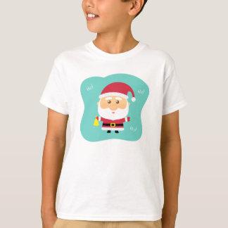 Cute Little Santa Claus Ho Ho Ho Tee