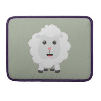 Cute little sheep Z9ny3 MacBook Pro Sleeve