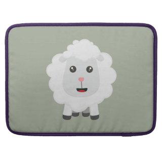 Cute little sheep Z9ny3 Sleeve For MacBooks