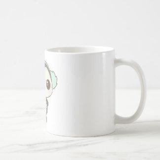 cute little snow day penguin cartoon coffee mug