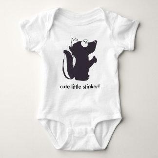 """Cute Little Stinker!"" Infant Creeper"