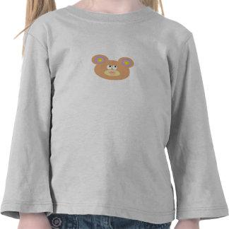 Cute Little Teddy Bear Toddler Long Sleeve Tees
