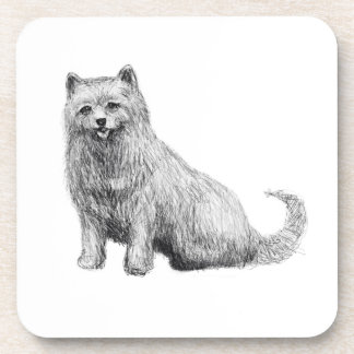 Cute Little Terrier Coaster