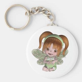 Cute little toon tot baby fairys 1 keychains
