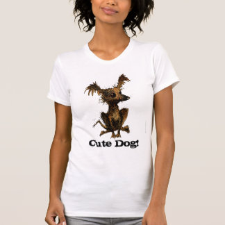 Cute Little Toy Dog T-shirts