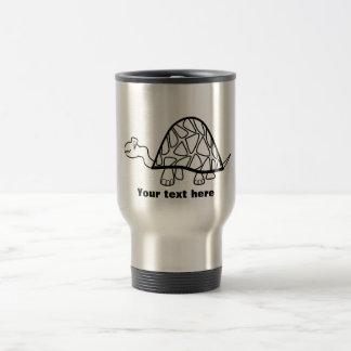 Cute little turtle coffee mug