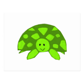 Cute little Turtle Postcard