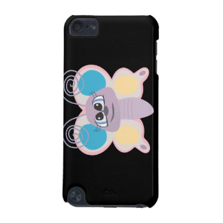 cute little vector butterfly cartoon iPod touch (5th generation) cases