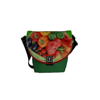 CUTE LITTLE VEGAN BAG/ADULT/CHILDREN COURIER BAG
