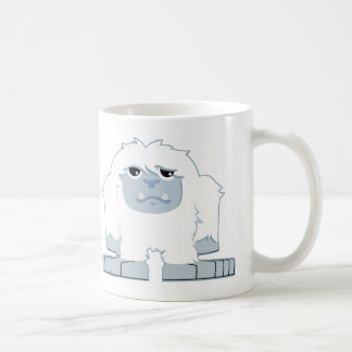 Cute little Yeti Coffee Mug
