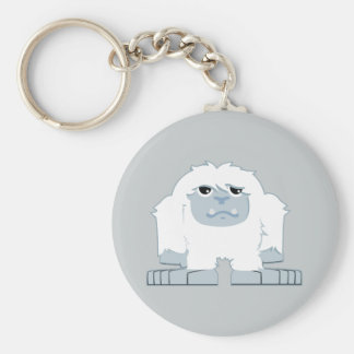 Cute little Yeti Keychain