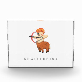 Cute Little Zodiac Acrylic Plaque Acrylic Award