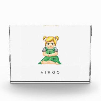Cute Little Zodiac Acrylic Plaque Acrylic Award