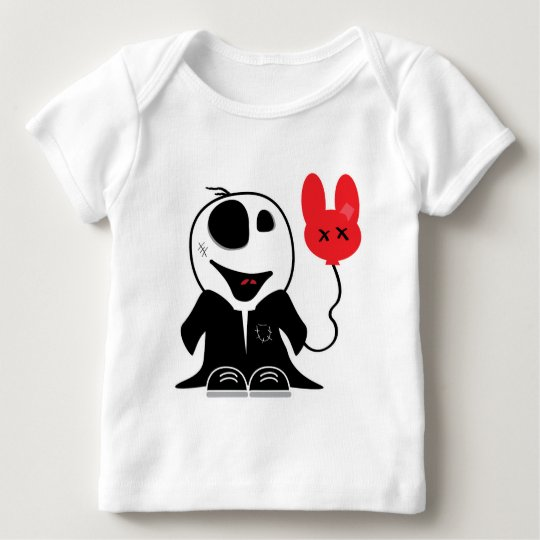 cute little zombie dude baby T-Shirt
