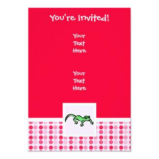 Cute Lizard Card